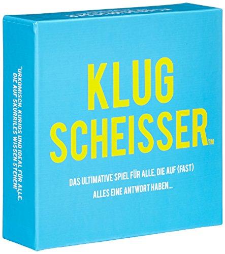 Kylskapspoesi 44001 - Klugscheisser – Auf fast alles eine Antwort