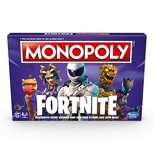 Hasbro Gaming E6603398 Fortnite Edition, Brettspiel zu dem...