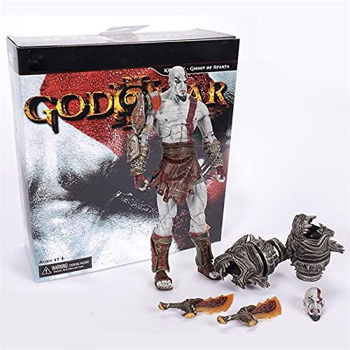 MIBHNJIAN Modell Ghost von Sparta Kratos Klassisches Spiel PVC...