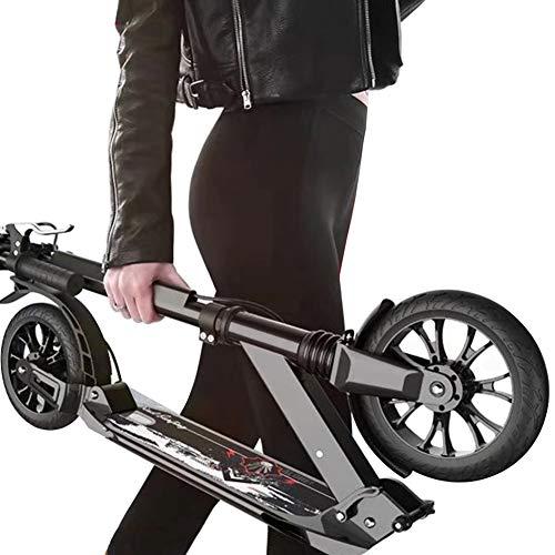 Roller Erwachsene, Adult Kick Scooter mit großen Rädern und...