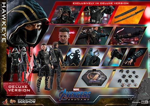 1:6 Hawkeye Deluxe – Avengers: Endgame