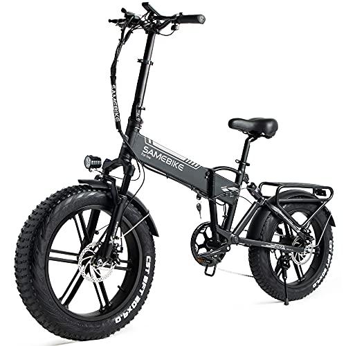 Ebike Elektrofahrrad Klapprad Mountainbike Elektrisches Fahrrad,...