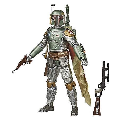 Star Wars E9927 Wars The Black Series Carbon-Kollektion Boba Fett...