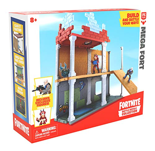 Boti 35641 - Fortnite Battle Royale Mega Fort Spielset, 38...