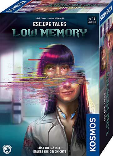 Kosmos 695156 Escape Tales - Low-Memory, Löst die Rätsel....