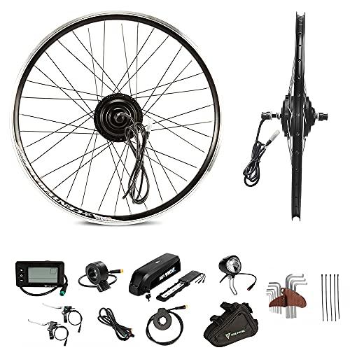YOSE POWER Ebike Kit 36V250W 28' Frontmotor Fahrrad E-Bike Hub...