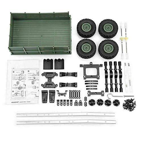 Xiegons0 DIY Anhänger Auto Lkw Fahrzeug Teil Spielzeug Set für...