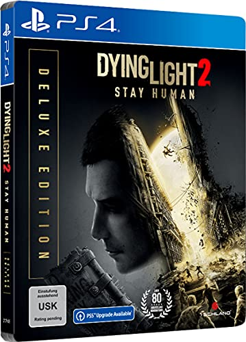 Dying Light 2 Stay Human Deluxe Edition (Playstation 4)