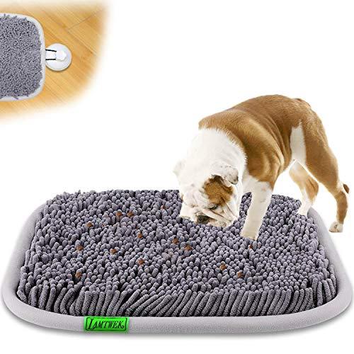 LAMTWEK (17' x 21' Schnüffelteppich Hunde Intelligenzspielzeug,...