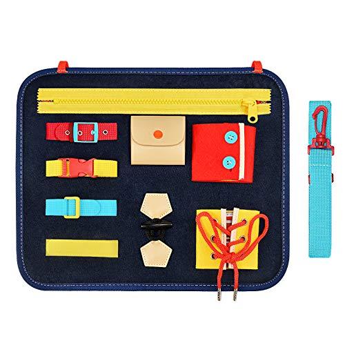 Teaisiy Lernspielzeug für Kinder 1-4 Jahre, Montessori Spielzeug...