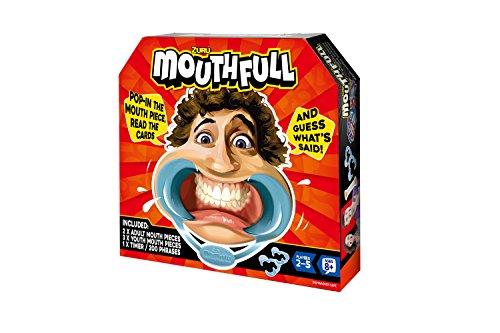 Zuru 6402 - Mouth Full, Familien- und Partyspiel für Groß und...