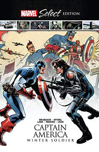 Captain America: Winter Soldier Marvel Select (English Edition)