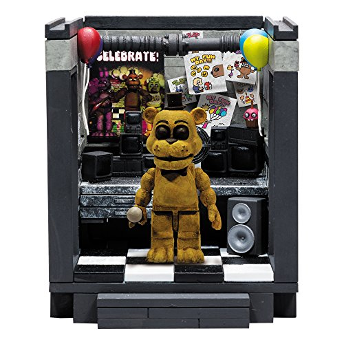 McFarlane Toys Five Nights At Freddy's The Office 'Classic...