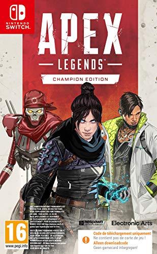 Unbekannt Apex Legends - Champion Edition