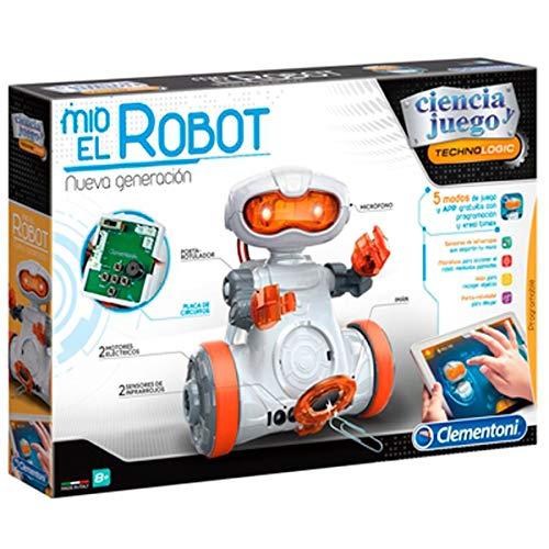 Clementoni Ciencia y Juego - Mio der Robot, Neue Generation...