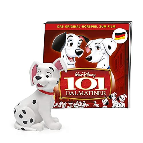 tonies Hörfiguren für Toniebox, Disney – 101 Dalmatiner,...