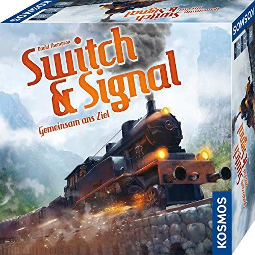 KOSMOS 694265 Switch & Signal, Gemeinsam ans Ziel, kooperatives...
