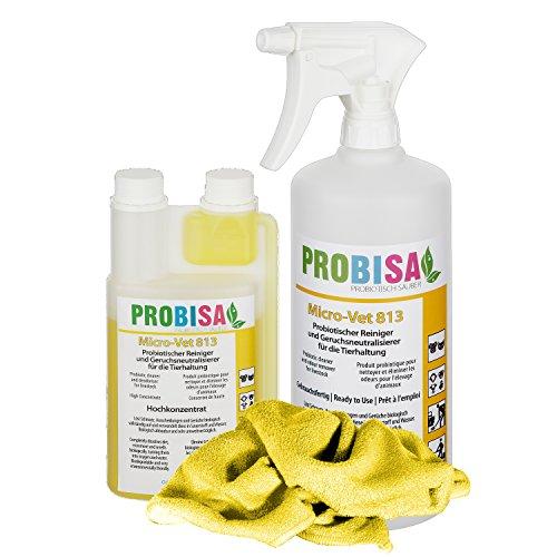 Geruchsneutralisierer Spray gegen Gerüche von Katzen-Urin, Hund,...