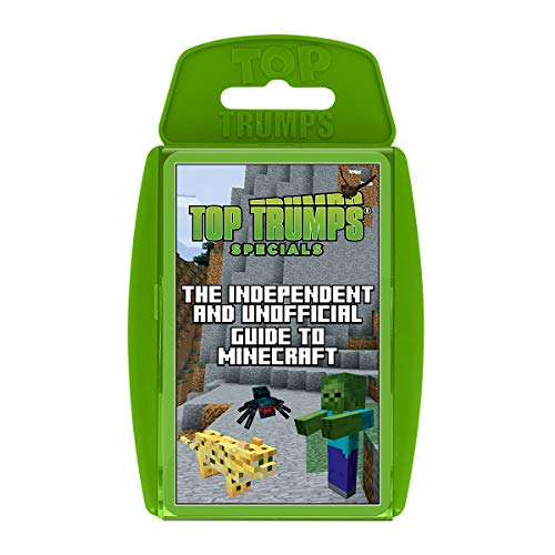 Independent & Inoffizicial Guide to Minecraft Top Trumps Specials...