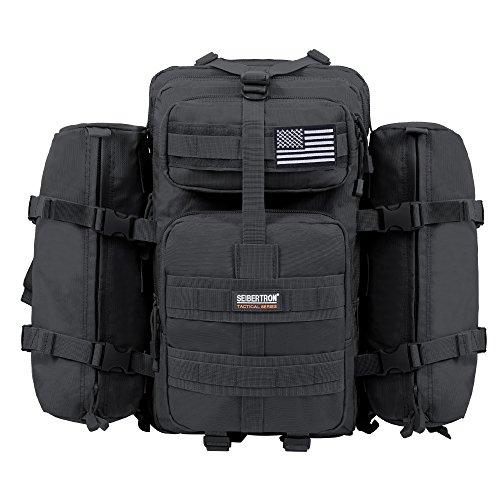 Seibertron Falcon Taktischer Militärischer Rucksack Kompakt...  *