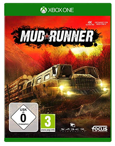 MudRunner – [Xbox One]