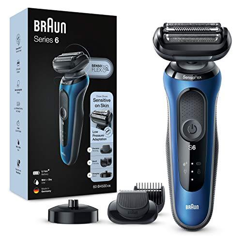Braun Series 6cs Sensitiver Rasierer Herren, Barttrimmer,...