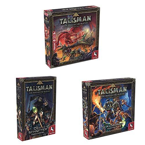 Pegasus Spiele 56200G - Talisman - Die Magische Suche, 4. Edition...