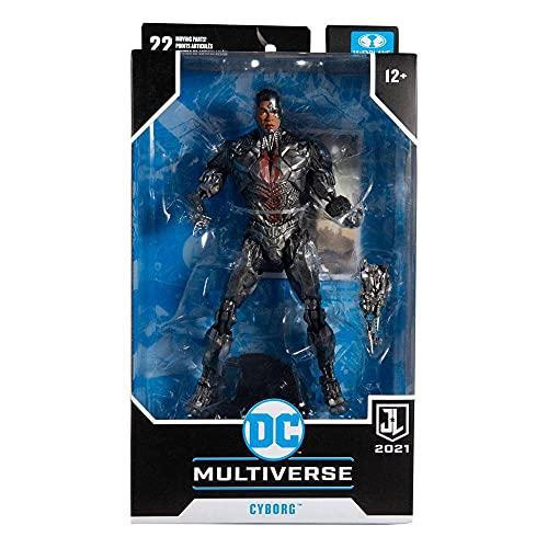 McFarlane – DC Justice League – Figur mit Gelenken, 18 cm –...