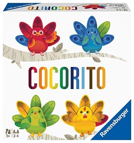 Ravensburger Cocorito Brettspiele für Kinder – Lernspielzeug...