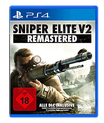 Sniper Elite V2 Remastered - [PlayStation 4]