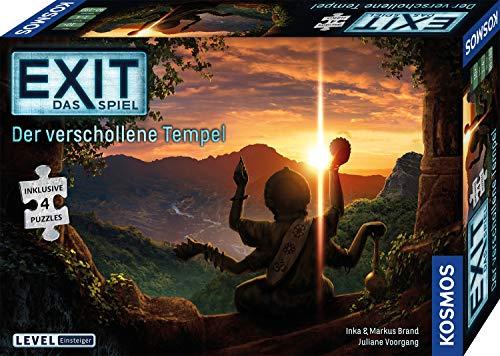 KOSMOS 692094 EXIT - Das Spiel + Puzzle - Der verschollene...
