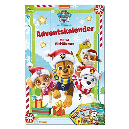 PAW Patrol: Minibuch-Adventskalender