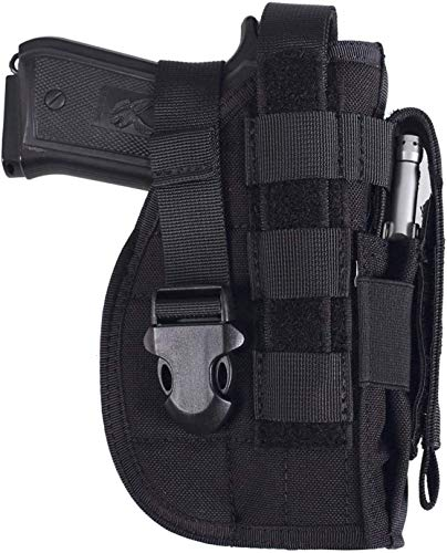 Gexgune Universal Tactical Pistole Holster Rechte Hand Molle...