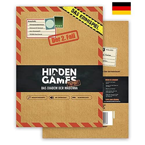 Hidden Games Tatort Krimispiel Fall 2