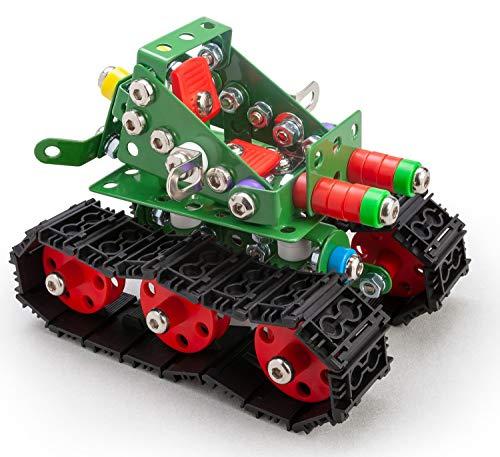 A ALEXANDER 2335 Constructor Tanky Panzer Metall Bausatz, 219...