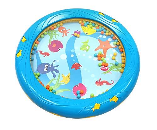 Musik für Kleine Meerestrommel Musikspielzeug für Kleinkinder...