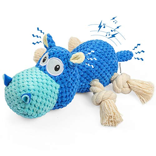 Sunzonsky Spielzeug für Hunde Interaktives Hundespielzeug...