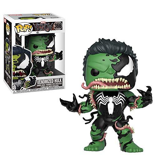 Funko 32690 POP Bobble: Marvel: Marvel Venom: Venom/Hulk