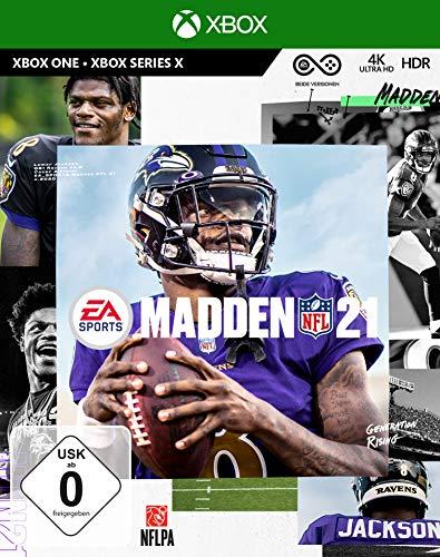 Madden NFL 21 - (inkl. kostenlosem Upgrade auf Xbox Series X) -...