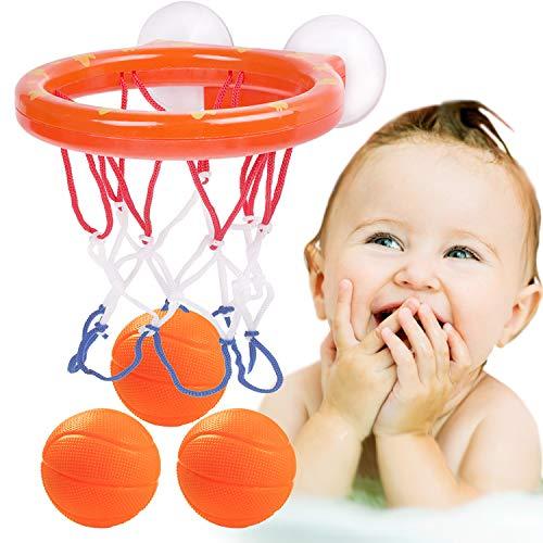 Camelize Wasserspielzeug badewannenspielzeug,Mini basketballkorb...