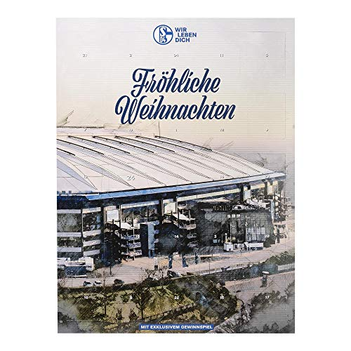 FC Schalke 04 Team Adventskalender 2020 (one Size, Multi)