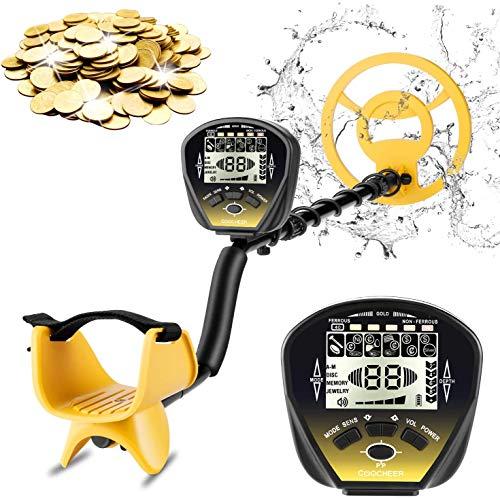 Metalldetektoren, Wasserdichte Metalldetektor für Erwachsene mit...