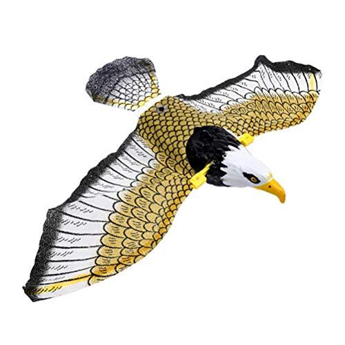 Sysow Vogelschreck Falke, Taubenabwehr und Taubenschreck aus...