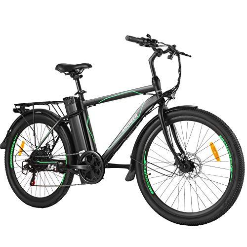ANCHEER 26 Zoll Herren E-Bike