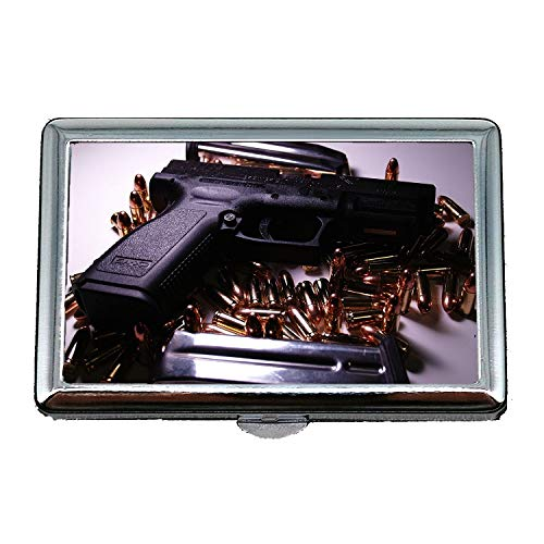 Yanteng Zigaretten-Aufbewahrungskoffer/Box, Pistolenhalfter...