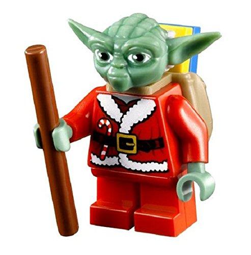 LEGO LEGO Santa Yoda Limited Edition Minifigur - Star Wars...
