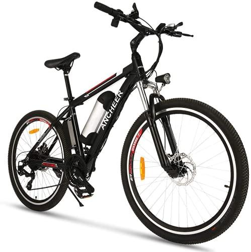 ANCHEER Ebike Elektrofahrrad/E-Mountainbike, 26'/27.5' Pedelec...