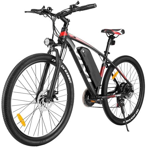 VIVI E Bike Mountainbike Ebike Herren Damen, 26/27.5 Zoll E-Bike...