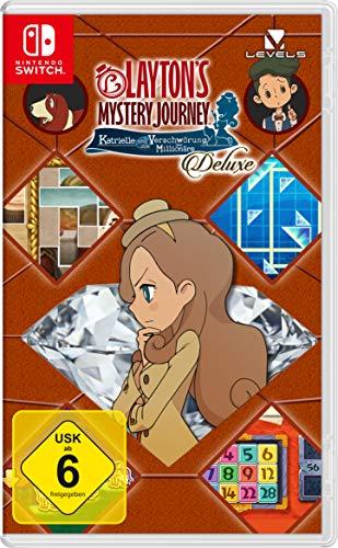 Layton`s Mystery Journey: Katrielle und die Verschwörung der...