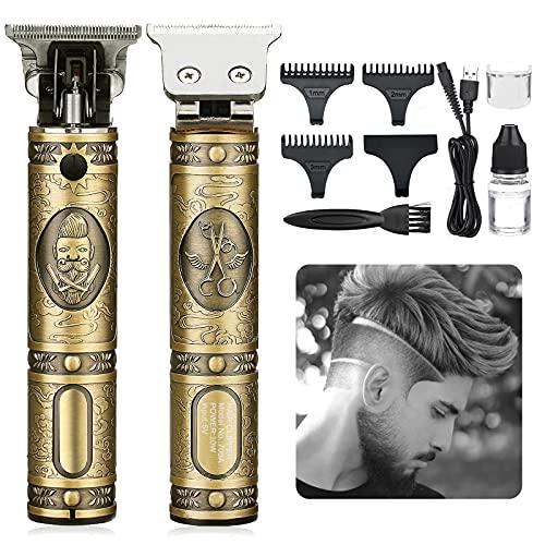 Elektrischer Haarschneider für Männer, Blonder Barttrimmer...